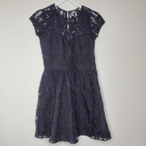 Dolce Vita Dresses & Skirts - Dolce Vita Black Lace Fit and Flare Dress